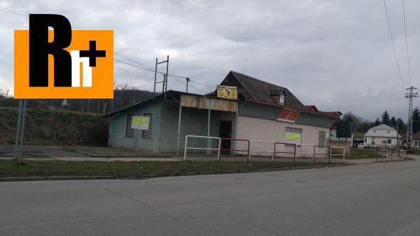 2. obrázok Kráľovský Chlmec . obchodné priestory na predaj