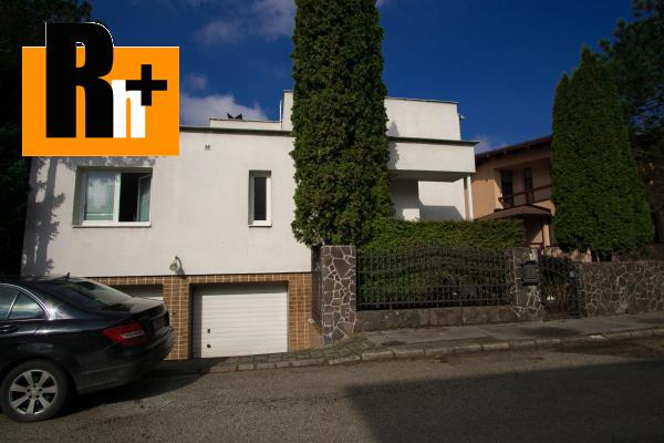 Foto Na predaj Žilina Bôrik rodinný dom - exkluzívne v Rh+