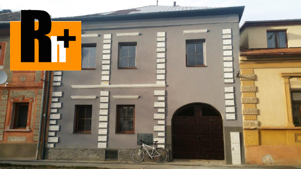 Foto Poprad Veľká rodinný dom na predaj - exkluzívne v Rh+