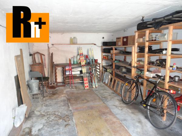 Foto Na predaj Liptovský Hrádok garáž jednotlivá
