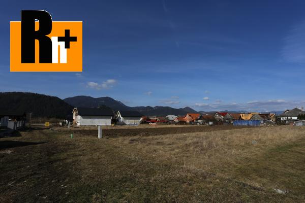 Foto Ružomberok pozemok pre bývanie na predaj - TOP ponuka