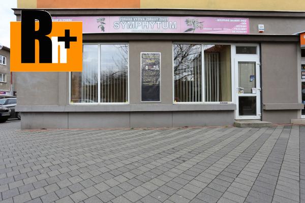 Foto Na predaj obchodné priestory Ružomberok širšie centrum - exkluzívne v Rh+