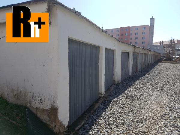 Foto Na predaj Prešov - garáž hromadná