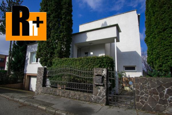 Foto Na predaj rodinný dom Žilina širšie centrum Bôrik - exkluzívne v Rh+