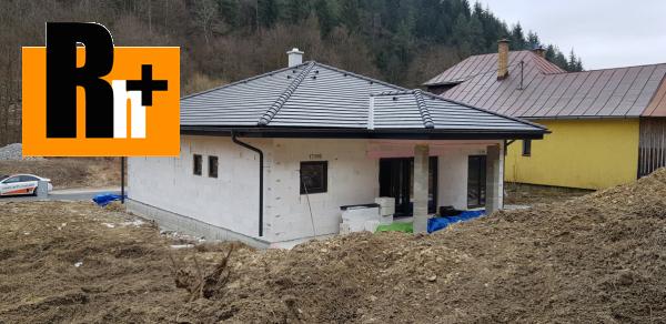 Foto Žilina Dlhé Pole 4izbová Novostavba na predaj rodinný dom - exkluzívne v Rh+