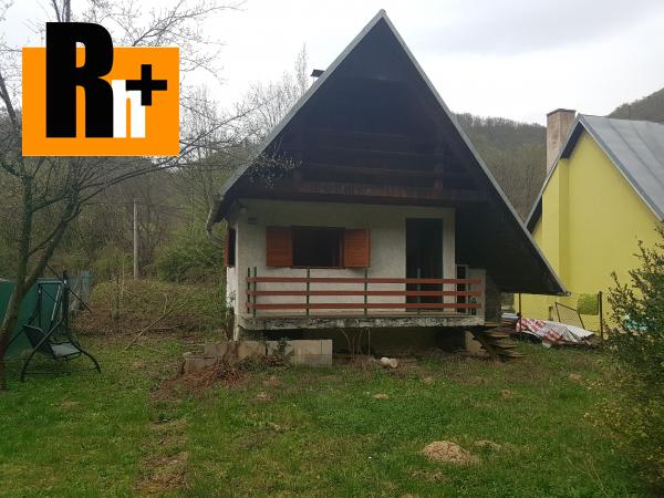 Foto Na predaj chata Kysak - -