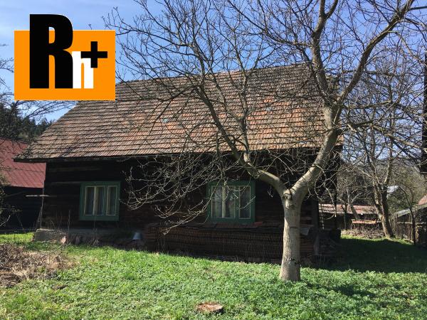 Foto Chalupa Terchová Drevenica centrum na predaj - TOP ponuka