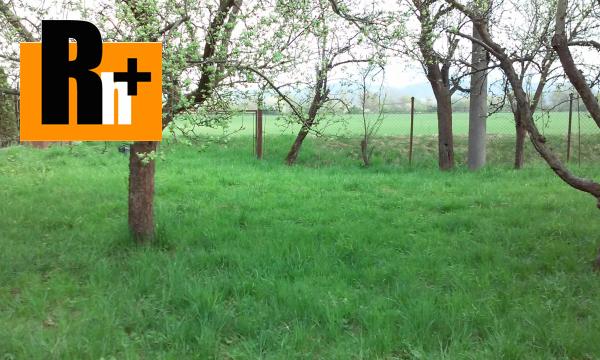 Foto Na predaj Lednické Rovne Horenice pozemok pre bývanie - TOP ponuka