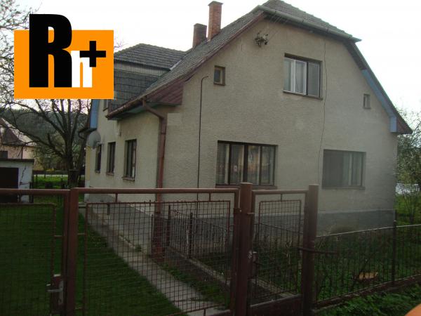 Foto Vidiecky dom na predaj Svinná centrum - dvojgeneračný