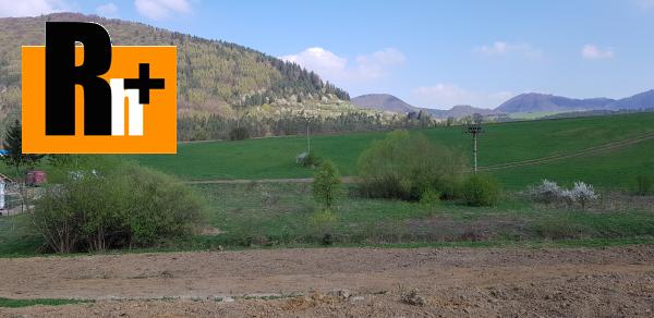 Foto Žilina Dolná Tižina 450m2 na predaj pozemok pre bývanie - exkluzívne v Rh+