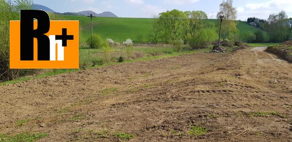 Foto Žilina Dolná Tižina 650m2 pozemok pre bývanie na predaj - exkluzívne v Rh+