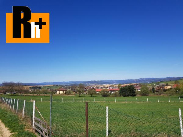 Foto Višňové Slnečný na predaj pozemok pre bývanie - 882m2