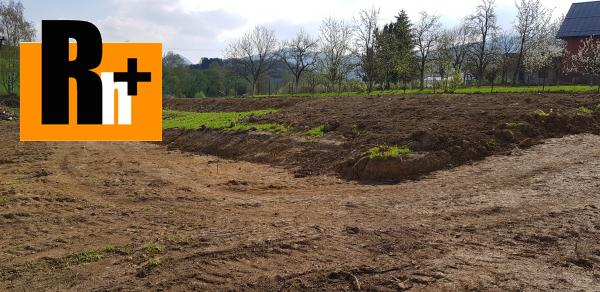 Foto Žilina Dolná Tižina 538m2 na predaj pozemok pre bývanie - exkluzívne v Rh+