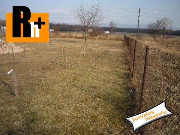 Foto Na predaj Turčianske Teplice pozemok pre bývanie - TOP ponuka