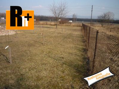 Na predaj Turčianske Teplice pozemok pre bývanie - TOP ponuka