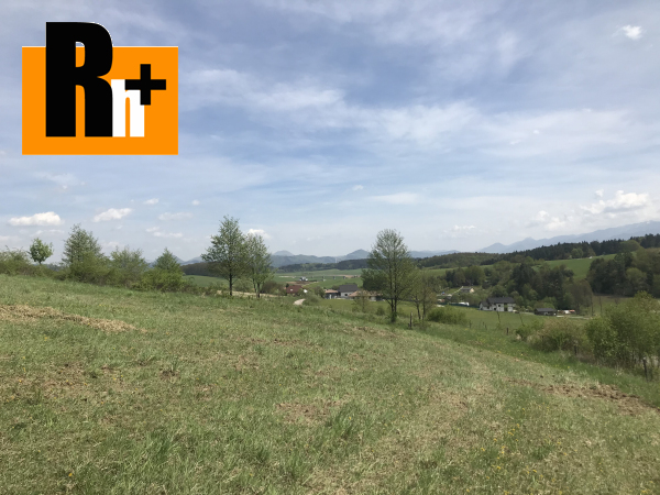 Foto Na predaj Žilina Brezany pozemok pre bývanie