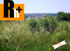 Na predaj pozemok pre bývanie Vrútky - TOP ponuka
