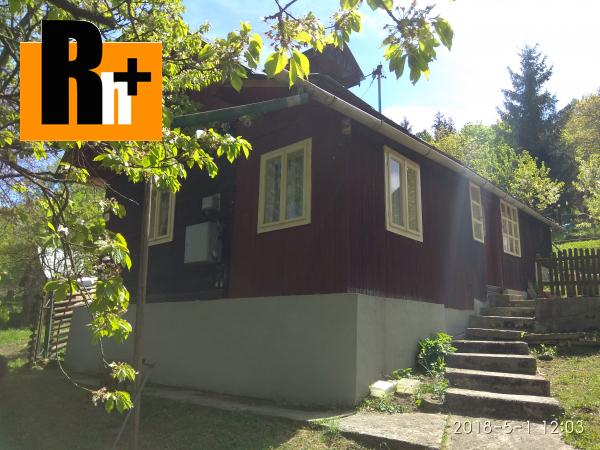 Foto Chata Horná Mariková na predaj