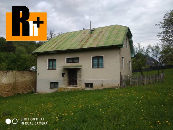 Foto Rodinný dom Podhradie na predaj - TOP ponuka