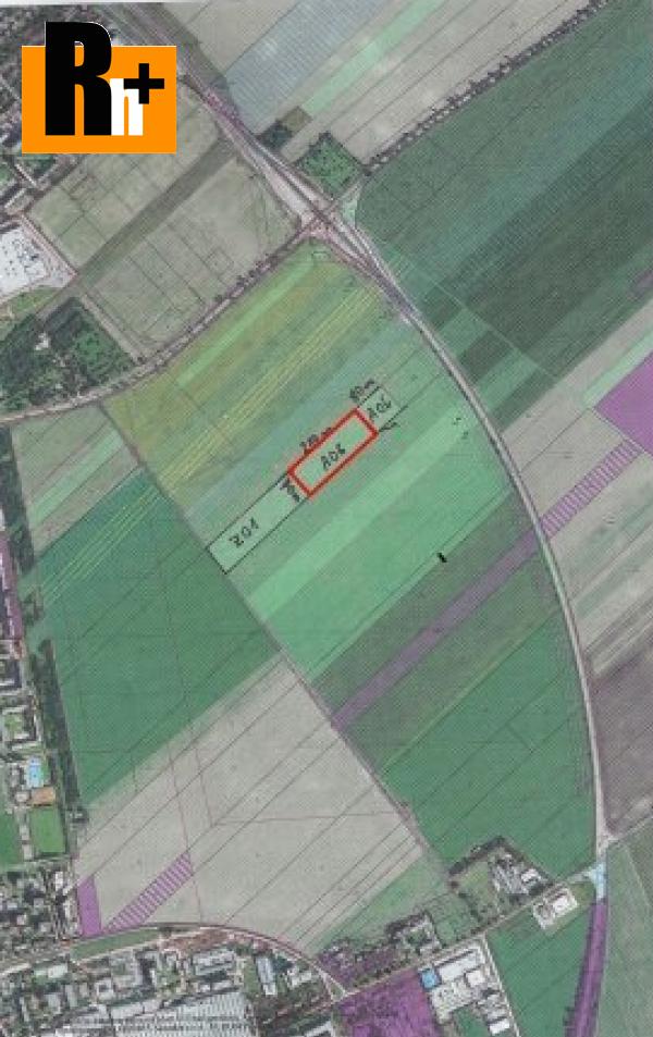 Foto Na predaj Trnava pozemok pre komerčnú výstavbu