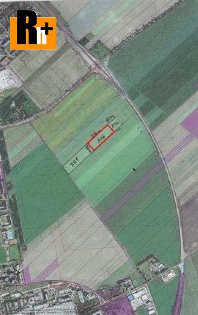 Na predaj Trnava pozemok pre komerčnú výstavbu