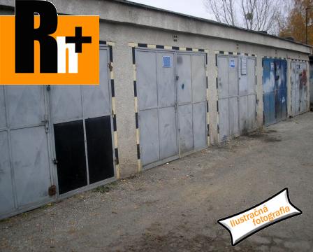 Foto Garáž jednotlivá na predaj Trnava Ľudmily Podjavorinskej