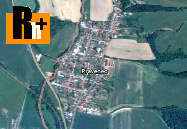 Foto Na predaj pozemok pre bývanie Pravenec - 2160m2
