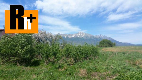 6. obrázok Pozemok pre bývanie na predaj Batizovce Hviezdoslavova