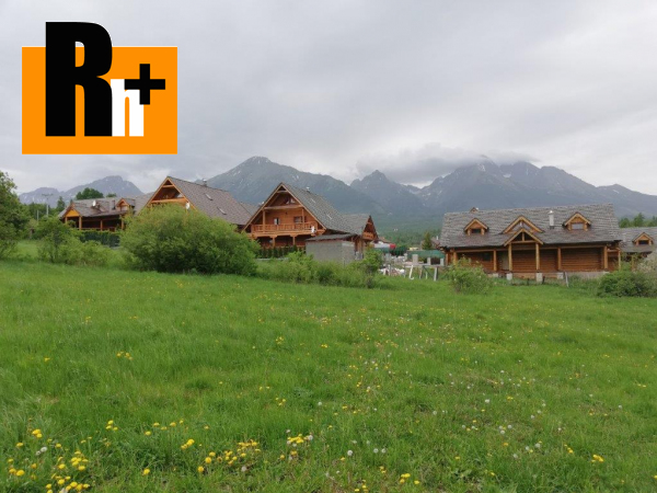 Foto Na predaj Nová Lesná Dolný Smokovec pozemok pre bývanie - exkluzívne v Rh+