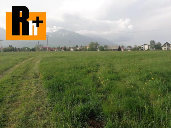 Foto Na predaj Vysoké Tatry Gerlachov pozemok pre bývanie - rezervované