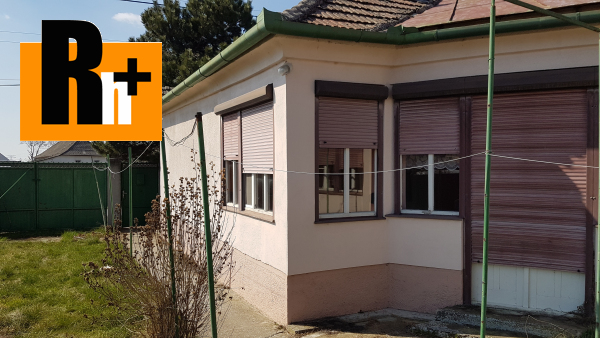 Foto Neded na predaj rodinný dom - exkluzívne v Rh+