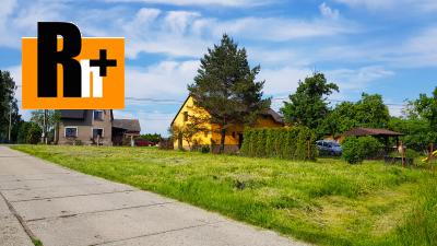 Petřvald K Pískovně na prodej pozemek pro bydlení - 633m2