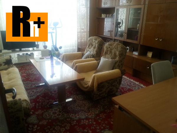 Foto Na predaj 3 izbový byt Košice-Staré Mesto Československej armády
