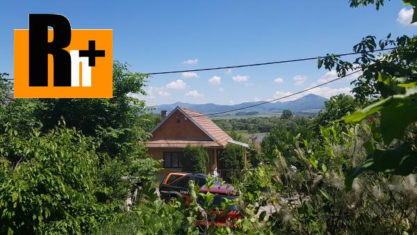 Foto Rodinný dom na predaj Turčiansky Peter - TOP ponuka