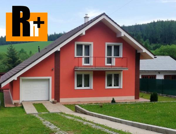 Foto Na predaj Spišské Bystré rodinný dom - novostavba