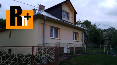 Rodinný dom na predaj Veľký Čepčín - TOP ponuka
