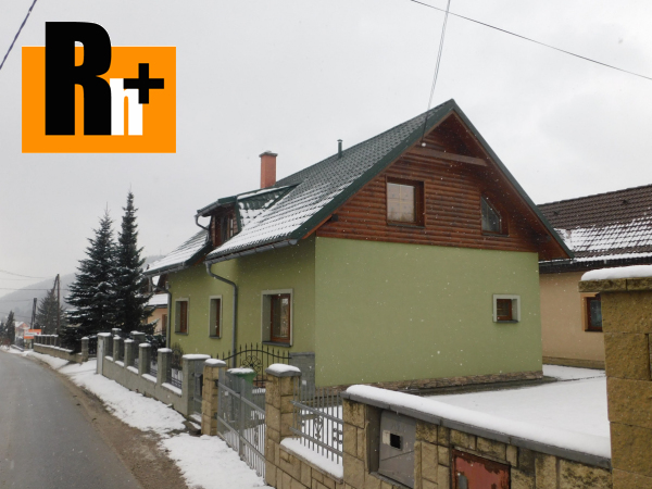 Foto Na predaj rodinný dom Oščadnica 5-Izbový - exkluzívne v Rh+