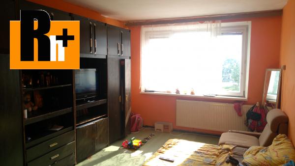 Foto Na predaj Čierna nad Tisou . 2 izbový byt - s balkónom