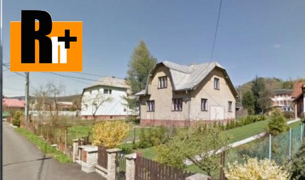 Foto Na predaj rodinný dom Bytča Kolárovice