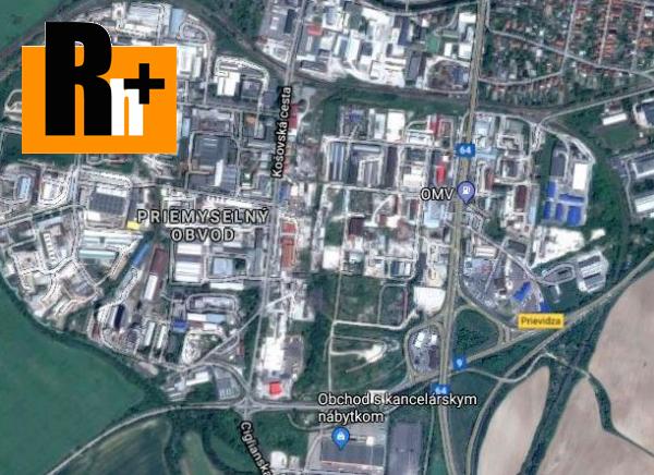 Foto Prievidza INVESTIČNÁ PRÍLEŽITOSŤ priemyselný areál na predaj - 4000m2