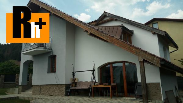 Foto Kysucké Nové Mesto rodinný dom na predaj -