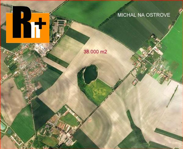 Foto Michal na Ostrove pozemok pre komerčnú výstavbu na predaj - 38000m2