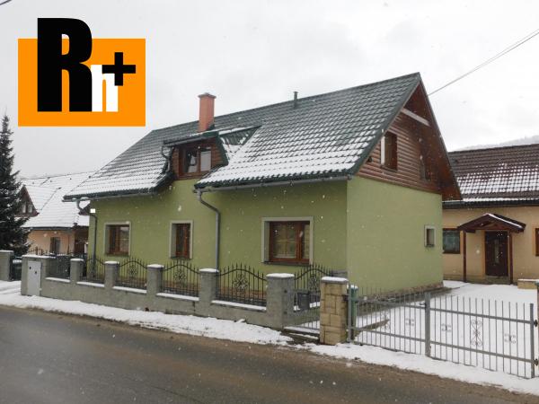 Foto Rodinný dom Oščadnica 5-Izbový na predaj - rezervované