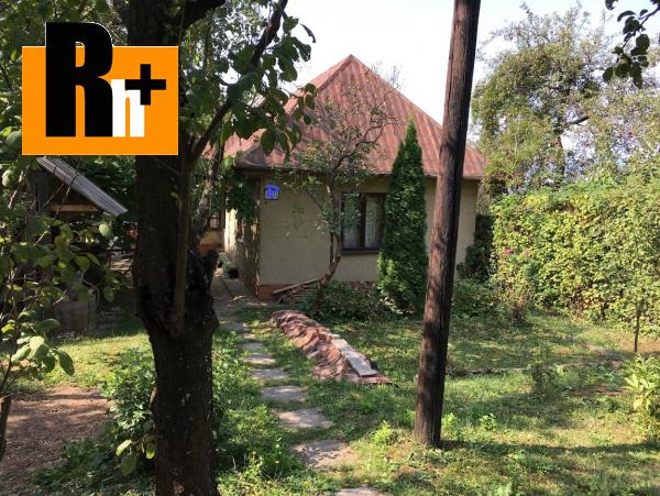 Foto Na predaj chata Košice-Vyšné Opátske Nižný Heringeš - rezervované