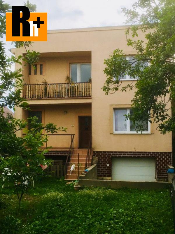 Foto Na predaj Čaňa . rodinný dom