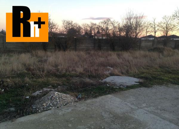 Foto Pozemok pre bývanie Lehnice Sáša na predaj - TOP ponuka