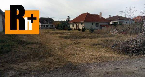 Foto Pozemok pre bývanie Holice Holice na predaj - TOP ponuka