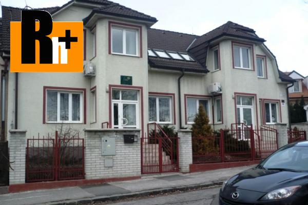 Foto Administratívna budova na predaj Bratislava-Staré Mesto Záhorácka - TOP ponuka