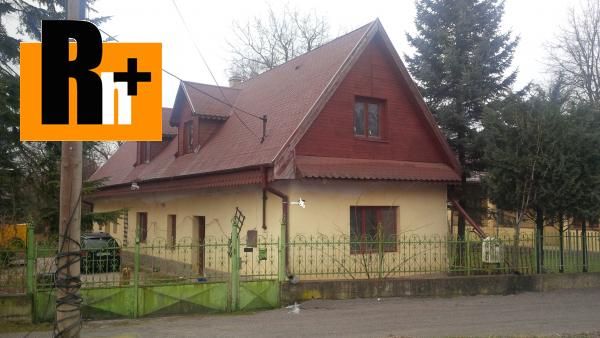 Foto Na predaj vidiecky dom Moldava nad Bodvou Budulov - znížená cena