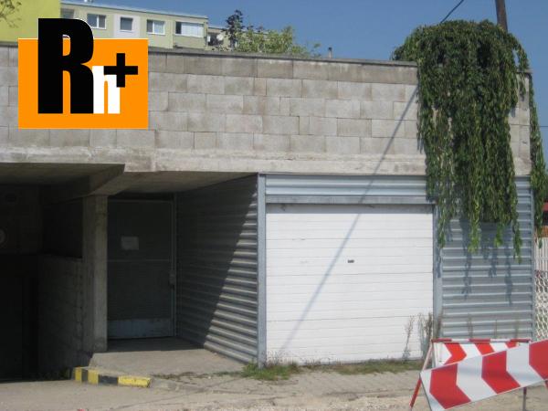 Foto Bratislava-Podunajské Biskupice Latorická garáž jednotlivá na predaj - TOP ponuka